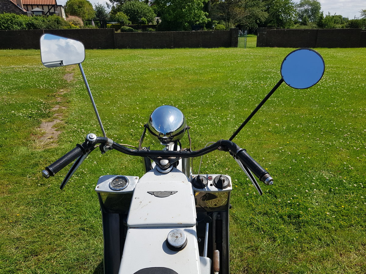 1953 Velocette LE 200  SOLD (picture 5 of 6)