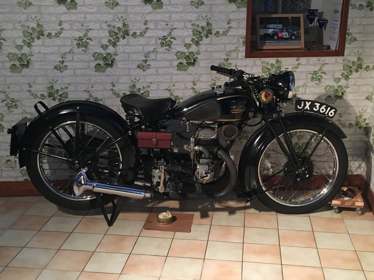 1936 Velocette GTP 250cc For Sale (picture 1 of 6)