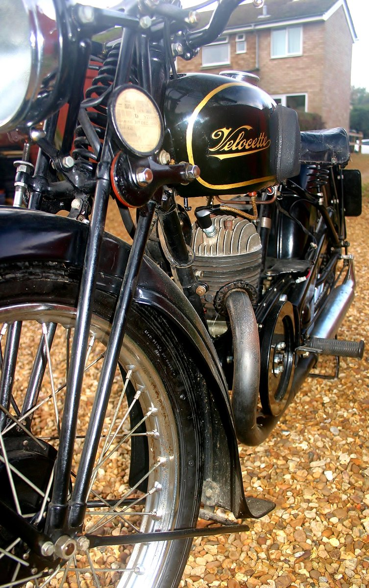 1936 Velocette GTP 250cc For Sale (picture 3 of 6)