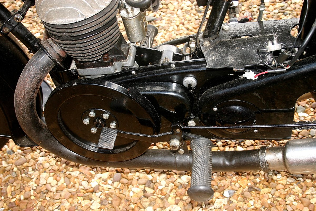 1936 Velocette GTP 250cc For Sale (picture 5 of 6)