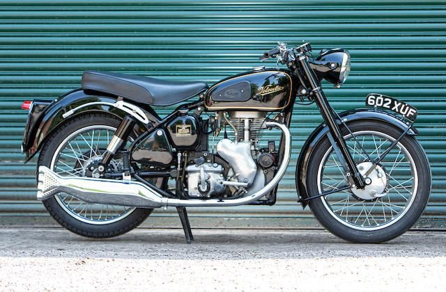 1953 Velocette 349cc MAC SOLD by Auction (picture 1 of 1)