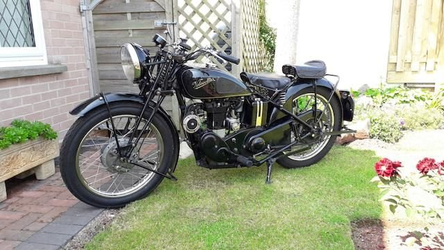 1947 Velocette 349cc MAC SOLD by Auction (picture 1 of 1)
