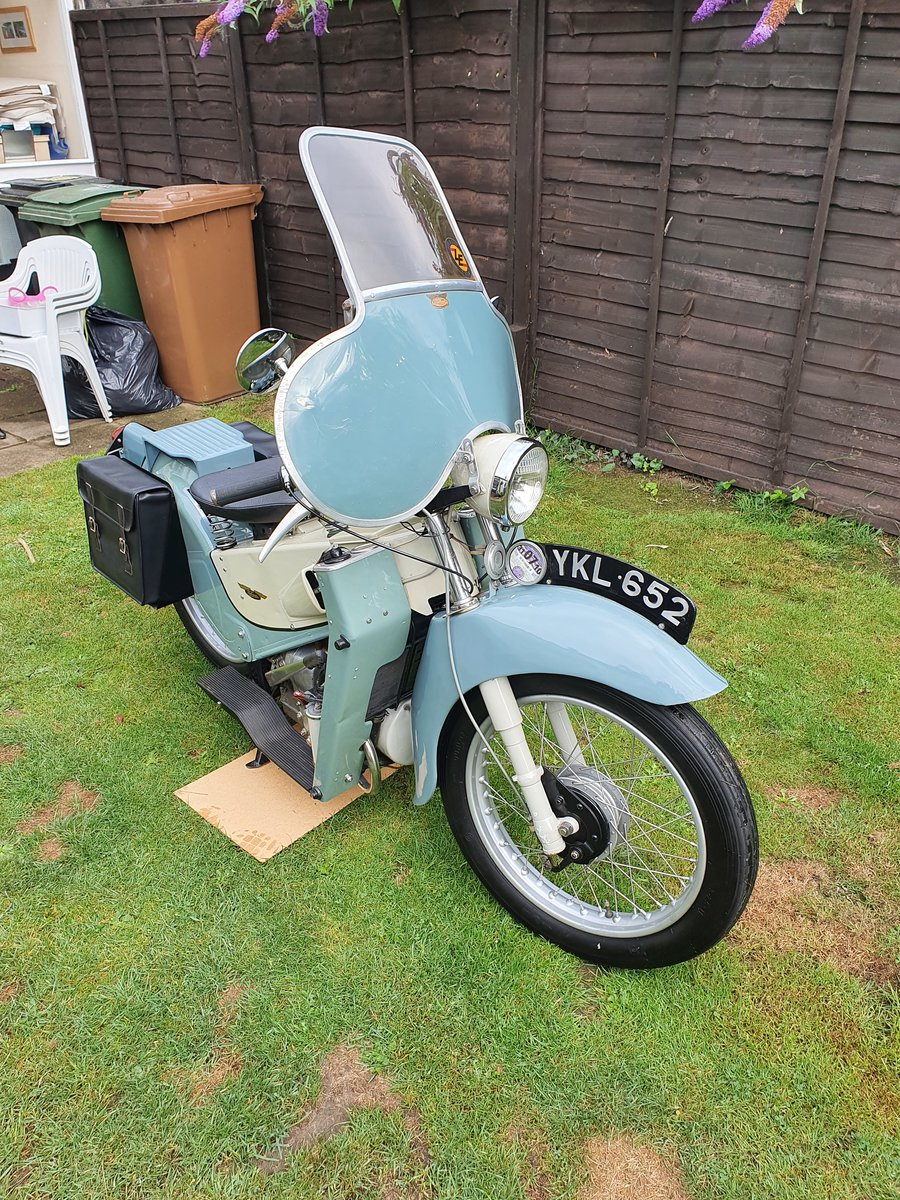 1956 velocette le mk2 SOLD (picture 4 of 6)