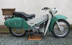 1960 VELOCETTE 192CC LE MARK III (LOT 306)
