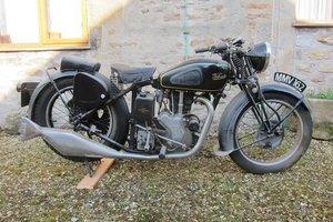 1937 VELOCETTE 499CC MSS (LOT 332)