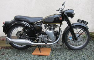 1957 VELOCETTE 349CC MAC (LOT 367)