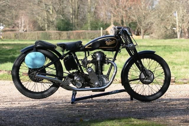 C.1932 VELOCETTE 348CC KTT/KSS (LOT 391) SOLD by Auction (picture 1 of 1)
