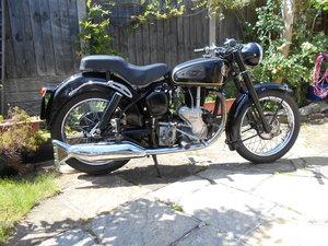 classic motor bike