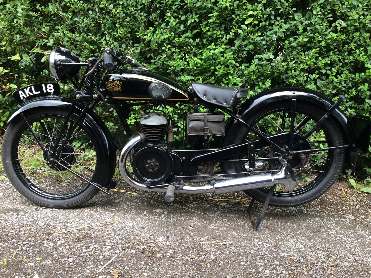 1933 Velocette Pre 1950 Wanted For Sale (picture 1 of 6)