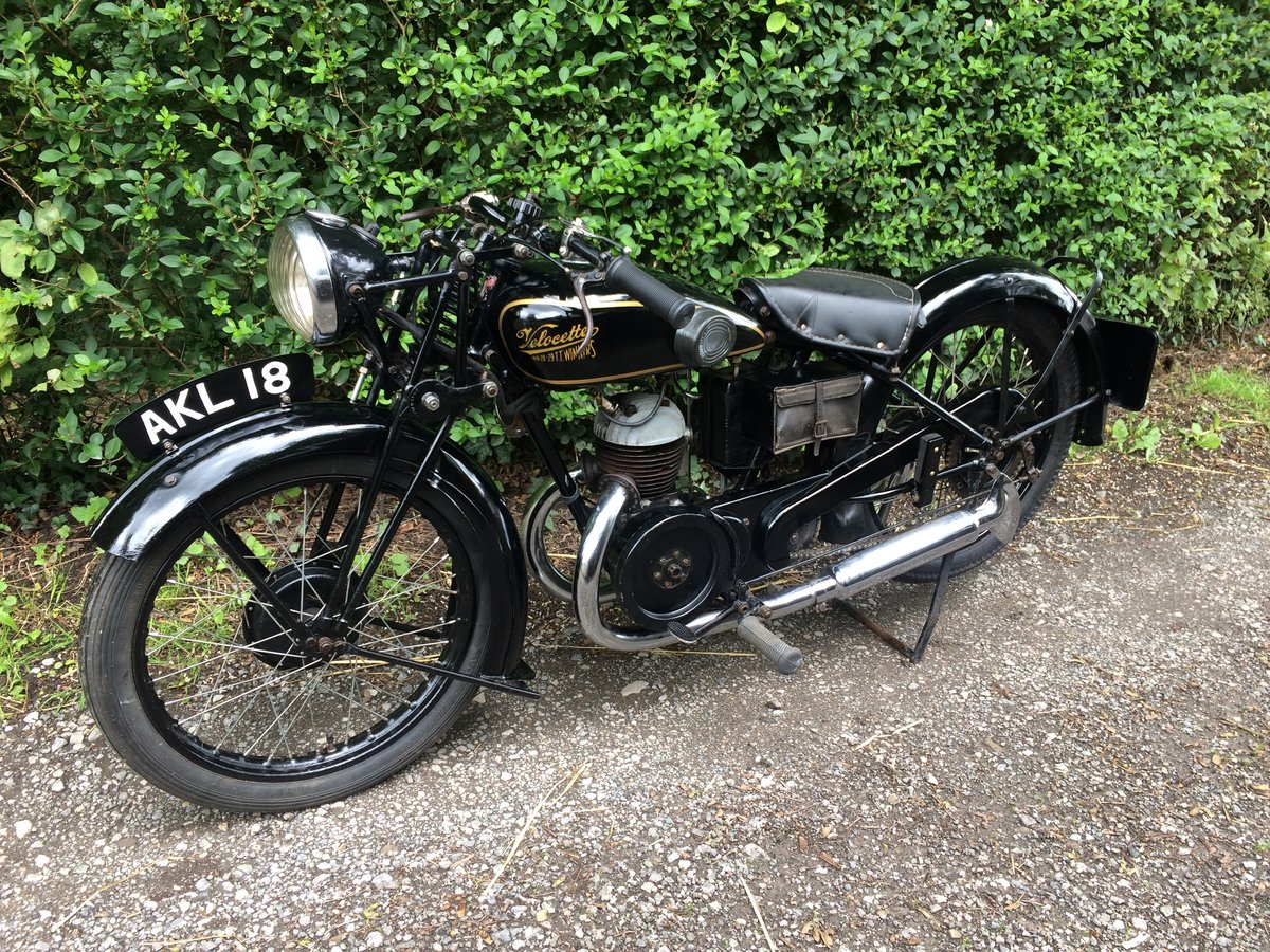 1933 Velocette Pre 1950 Wanted For Sale (picture 2 of 6)