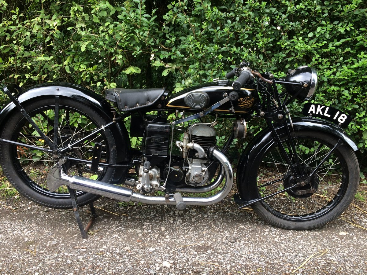 1933 Velocette Pre 1950 Wanted For Sale (picture 3 of 6)