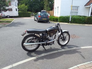 Velocette Mac / Completely Rebuilt / Reduced
