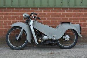 1955 Velocette LE