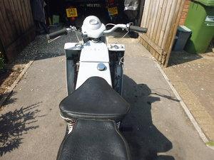ex police velocette mk3