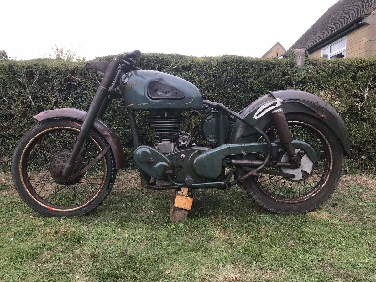 1955 Velocette MAC 350 For Sale (picture 5 of 6)