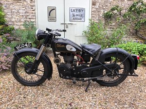 Picture of Lot 283 - 1952 Velocette MAC - 27/08/2020 SOLD by Auction