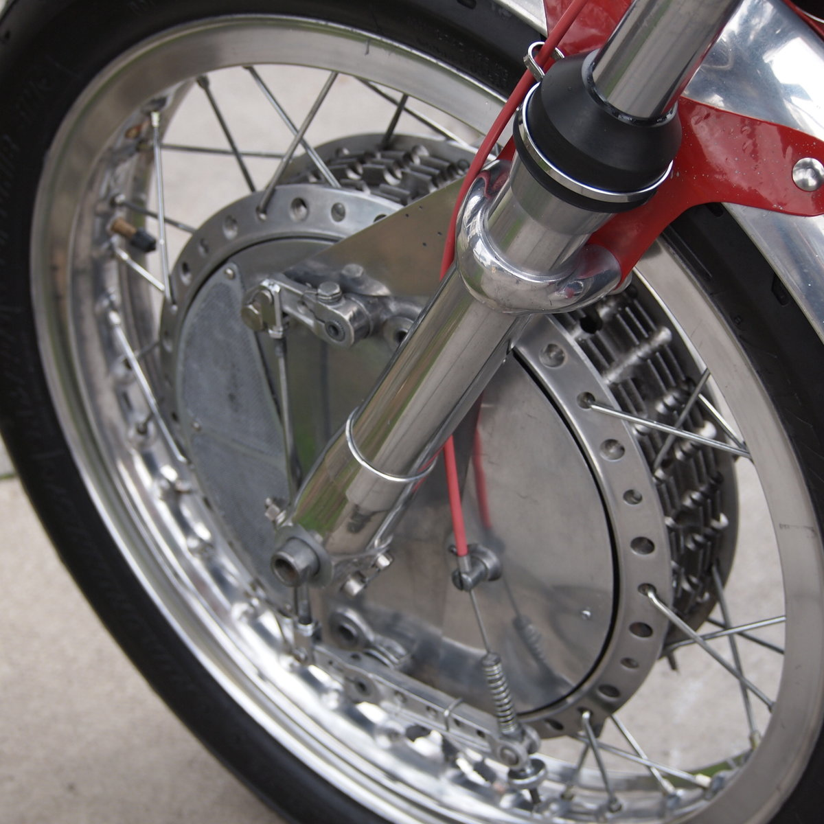 1958 Velo-Metisse 500 Rickman, Very Special, L@@K On EBay. For Sale (picture 6 of 6)