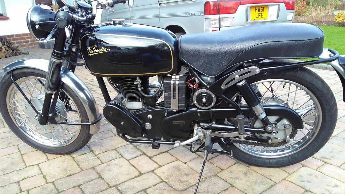 1960 Velocette Venom Clubman For Sale (picture 2 of 2)