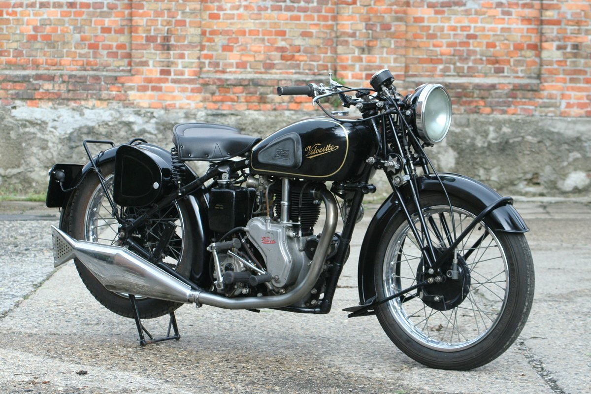 Velocette MSS 500cc OHV 1938 For Sale (picture 1 of 6)
