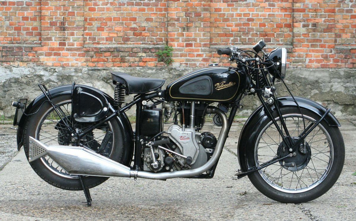 Velocette MSS 500cc OHV 1938 For Sale (picture 3 of 6)