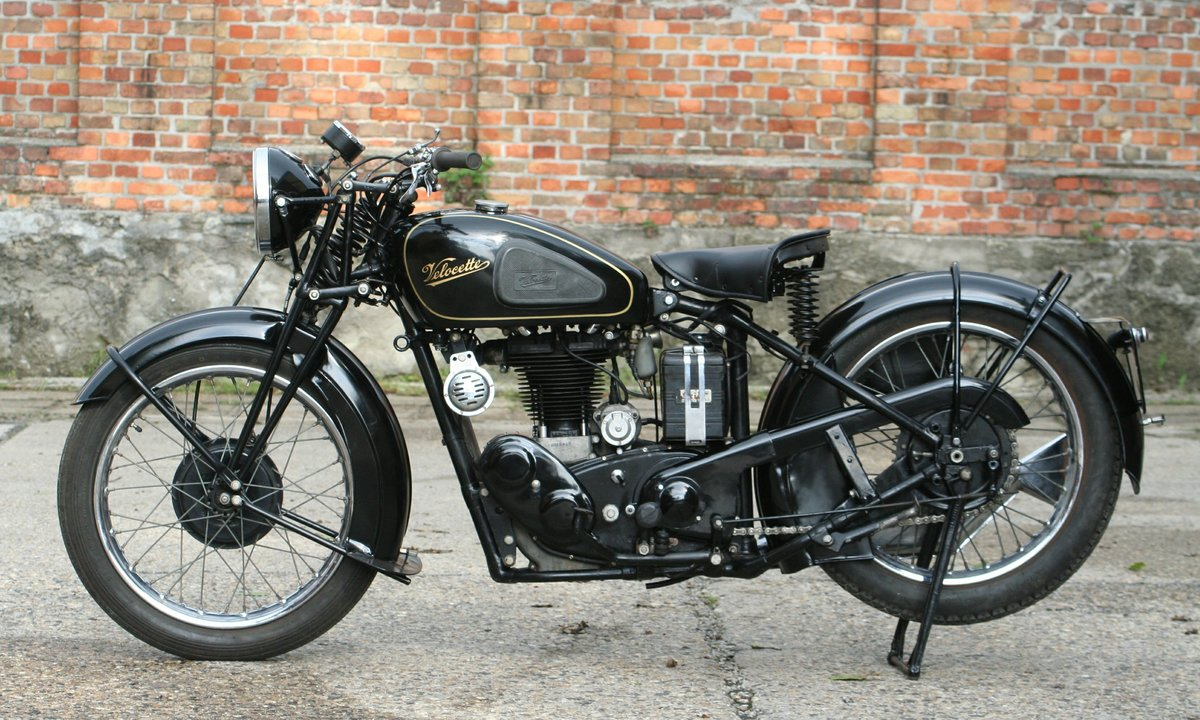 Velocette MSS 500cc OHV 1938 For Sale (picture 4 of 6)