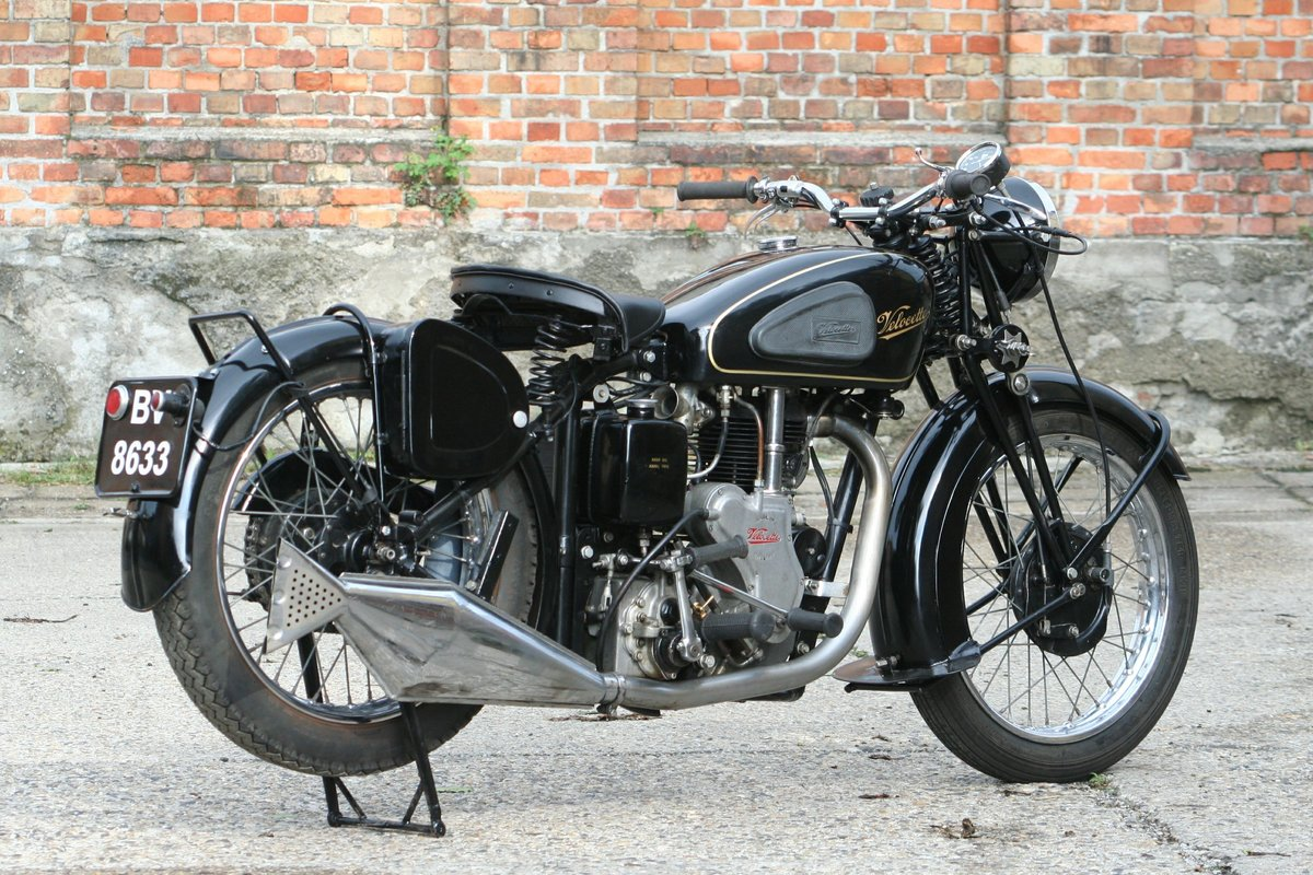 Velocette MSS 500cc OHV 1938 For Sale (picture 6 of 6)