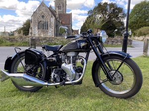 Velocette MAC super condition easy starter, lovely