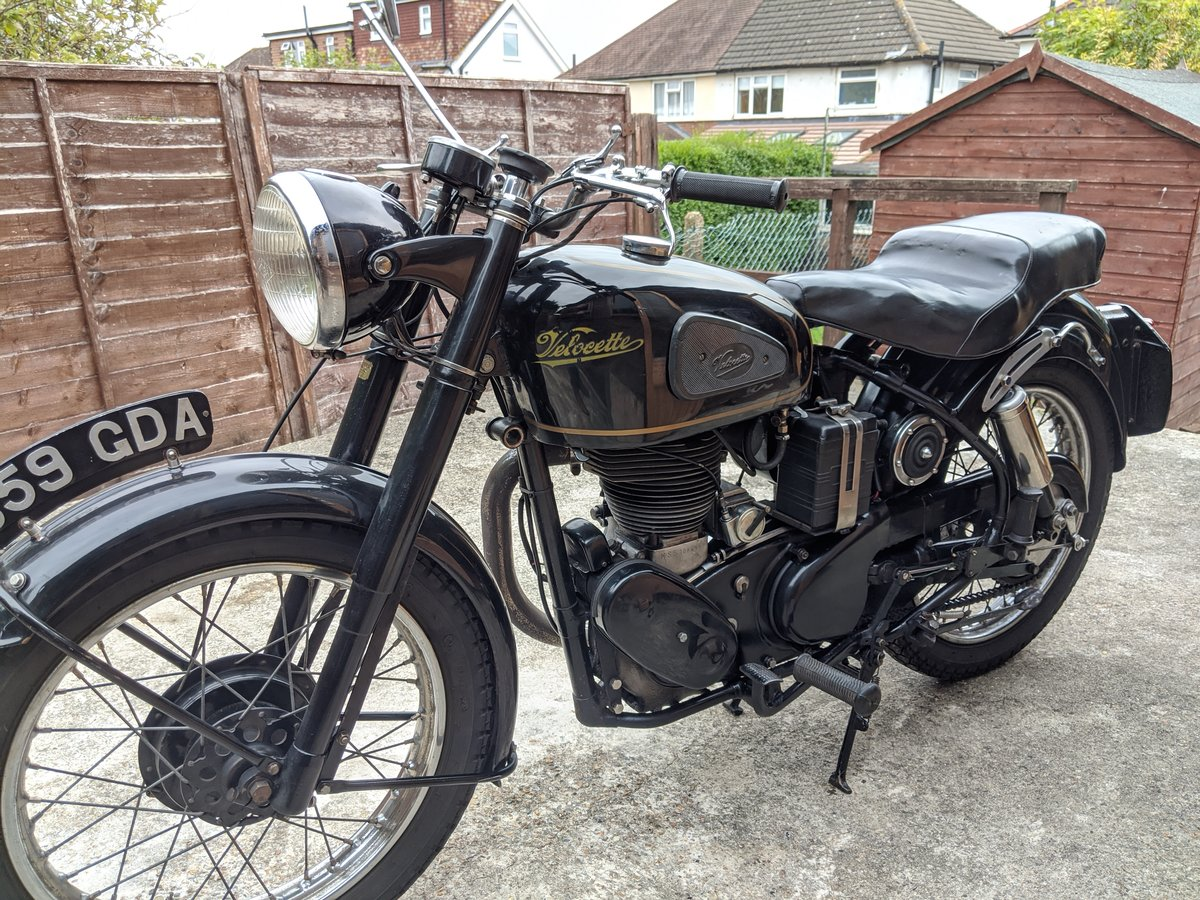 1954 Velocette MSS For Sale (picture 2 of 6)