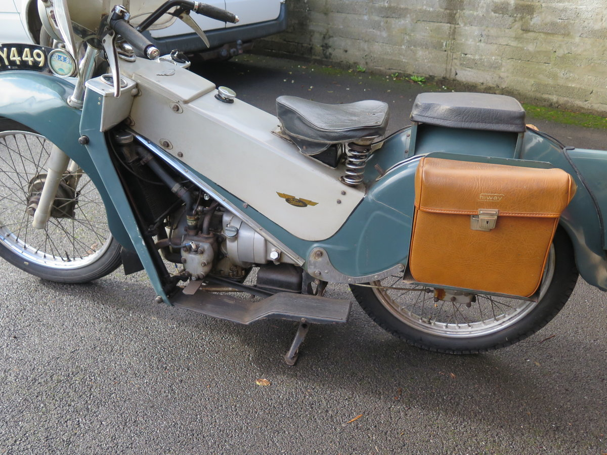 Lot 101 - A 1955 Velocette LE - 28/10/2020 SOLD by Auction (picture 6 of 6)