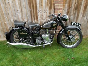 Picture of A 1951 Velocette MAC - 11/11/2020 SOLD by Auction