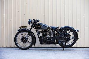 1947 VELOCETTE 350 KSS