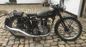 Velocette KSS Mk.II Matching numbers, Good runner
