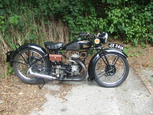 Velocette GTP 250cc in very good condition.