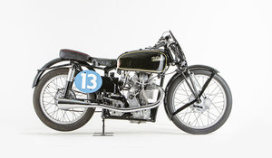 Picture of 1948 Velocette 348cc KTT Mark VIII Racing Motorcycle