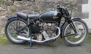 Picture of 1937 Velocette 348cc -Type KTT Works Replica Racing Motorcycle For Sale by Auction