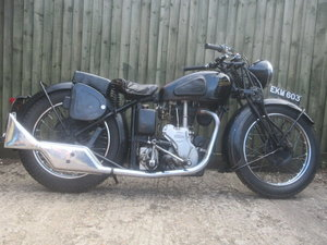 Picture of 1937 Velocette 495cc MSS For Sale by Auction