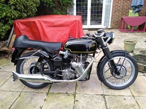 Picture of 1958 Velocette 499cc Venom For Sale by Auction