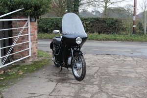 Velocette Valiant Veeline, Immaculate condition