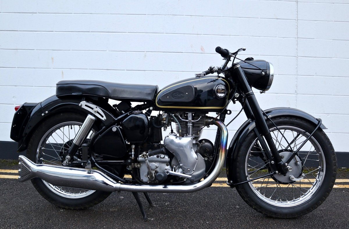 1958 Velocette MSS 500cc - In Great Condition SOLD (picture 2 of 21)