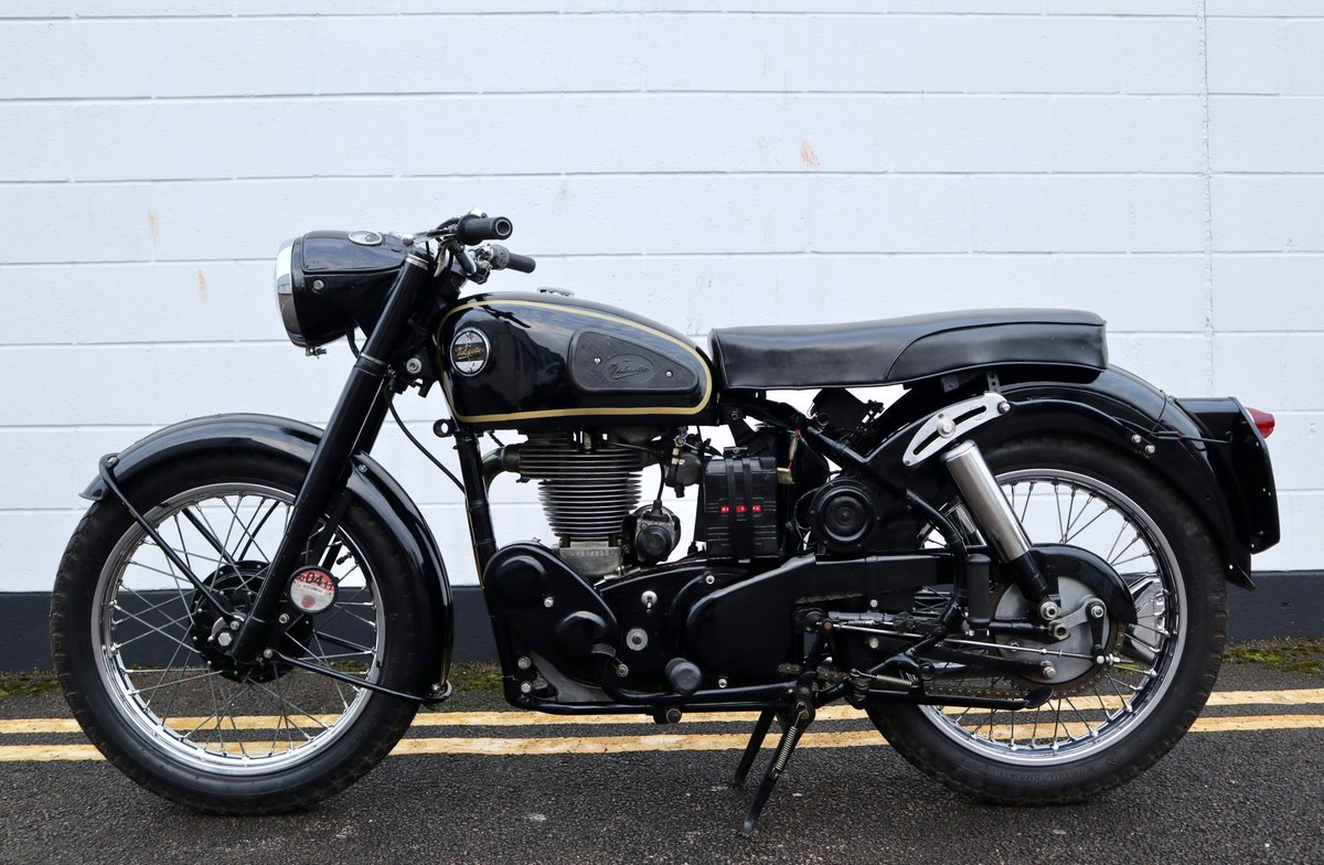 1958 Velocette MSS 500cc - In Great Condition SOLD (picture 3 of 21)