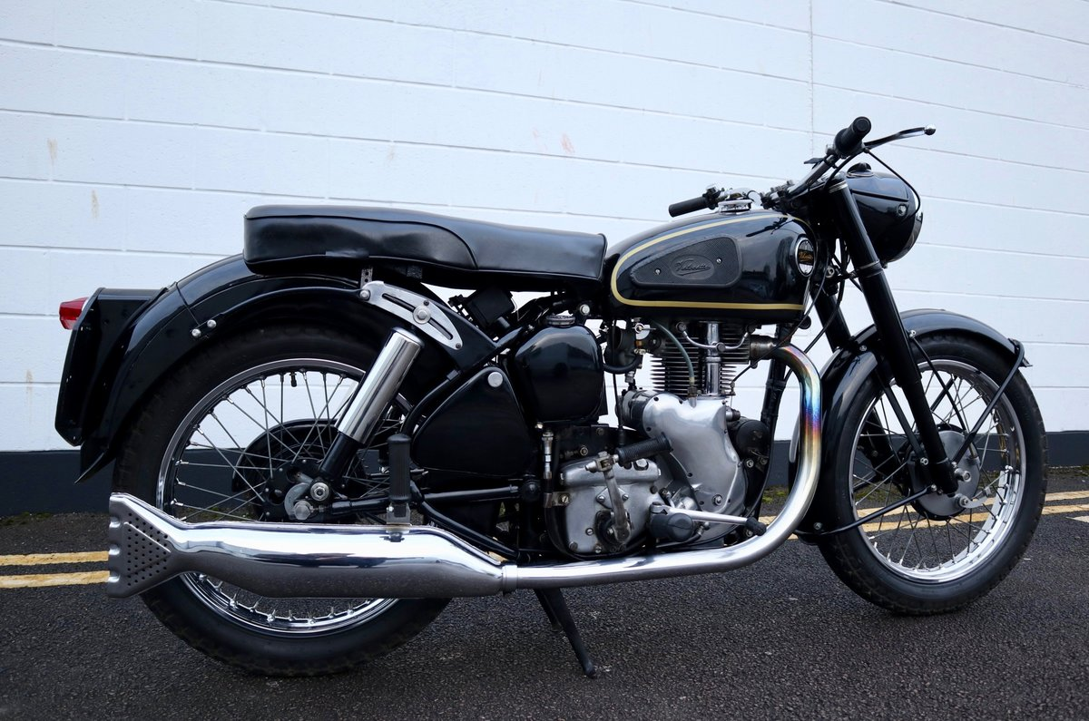 1958 Velocette MSS 500cc - In Great Condition SOLD (picture 6 of 21)