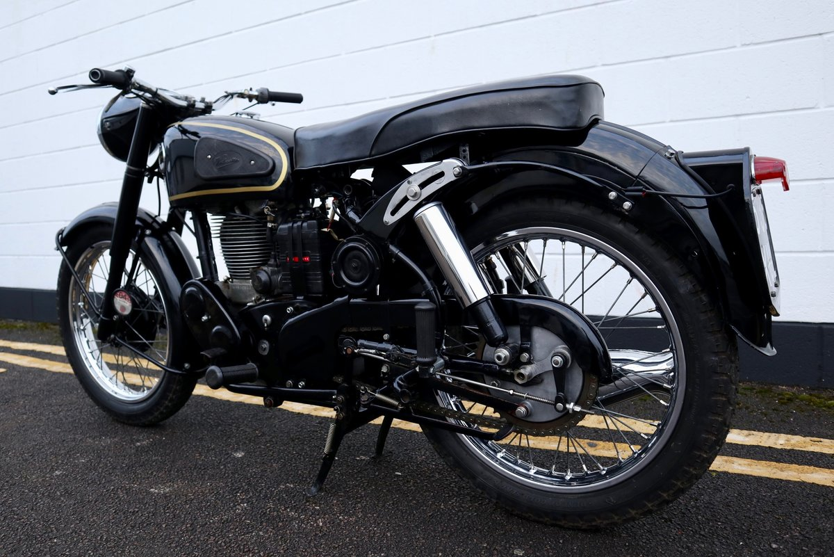 1958 Velocette MSS 500cc - In Great Condition SOLD (picture 7 of 21)