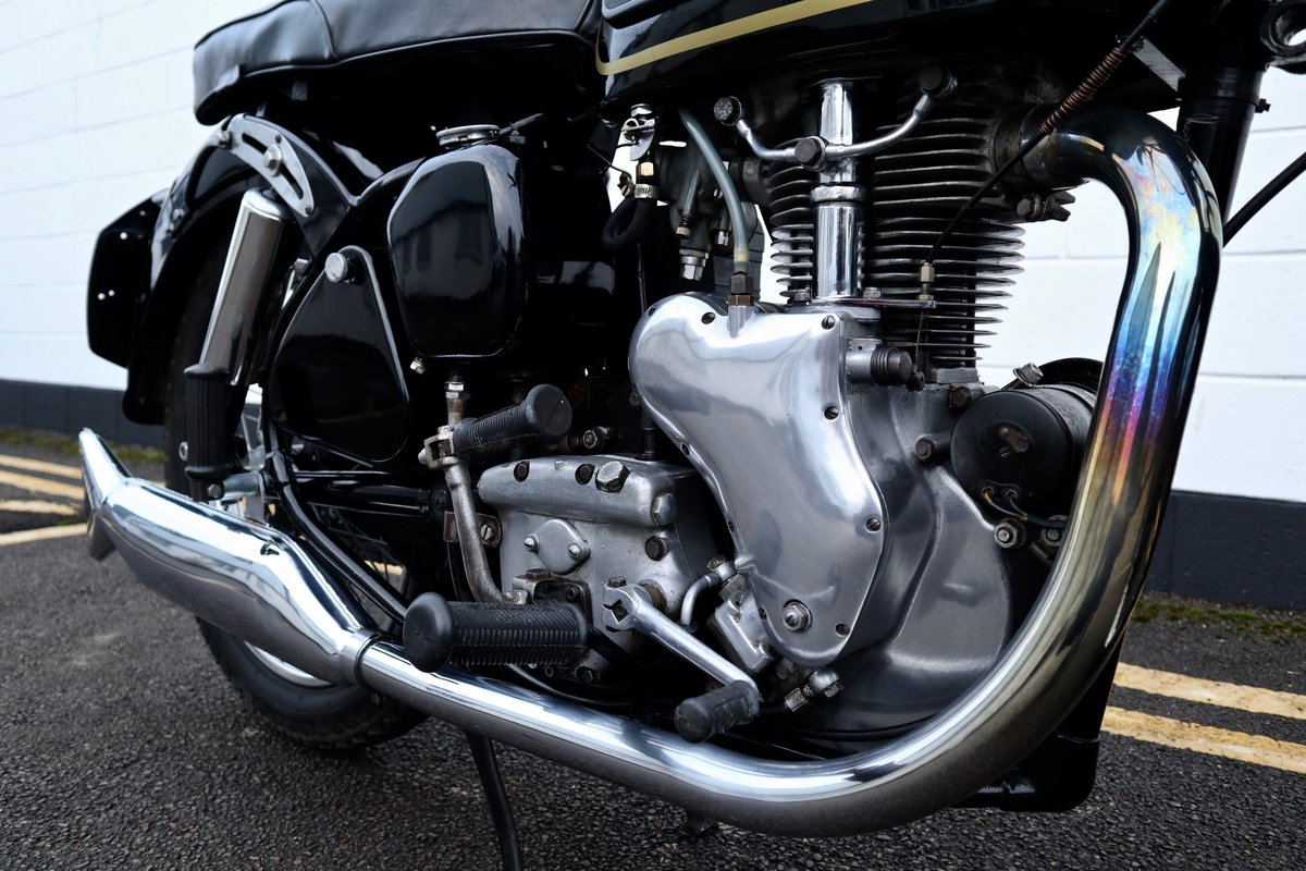 1958 Velocette MSS 500cc - In Great Condition SOLD (picture 14 of 21)