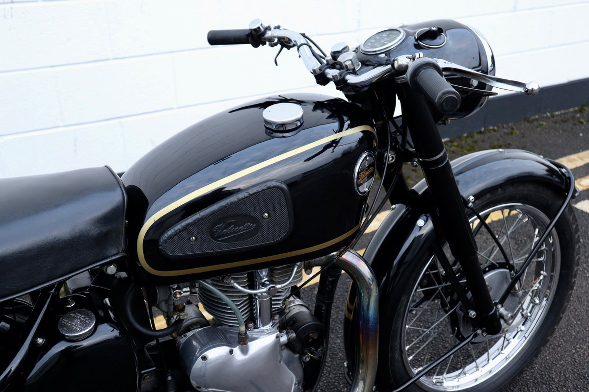 1958 Velocette MSS 500cc - In Great Condition SOLD (picture 18 of 21)