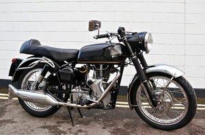 Picture of 1956  Velocette Venom Clubman 500cc - Geoff Dodkin Machine !