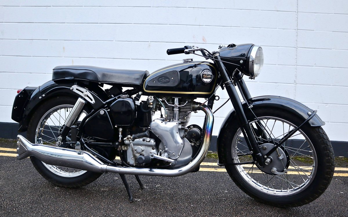 1958 Velocette MSS 500cc - In Great Condition SOLD (picture 1 of 21)