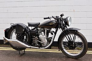1939 Velocette MAC Pre War 350cc Girder Rigid