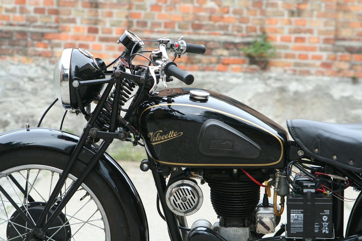 Velocette MSS 500cc OHV 1947 For Sale (picture 4 of 6)