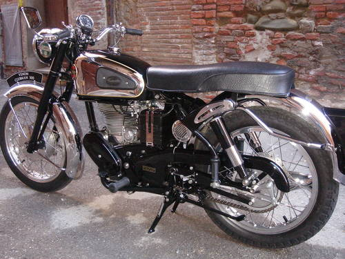 1961 Velocette Venom Clubman  For Sale (picture 2 of 6)