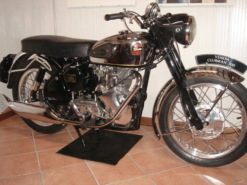 1961 Velocette Venom Clubman  For Sale (picture 3 of 6)